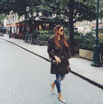 b a r t a b a c blogger bag shoes coat sunglasses