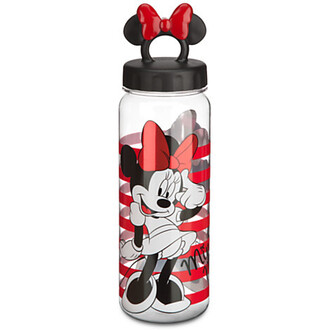 home accessory water disney minnie mouse water bottle cute valentines day gift idea cardigan