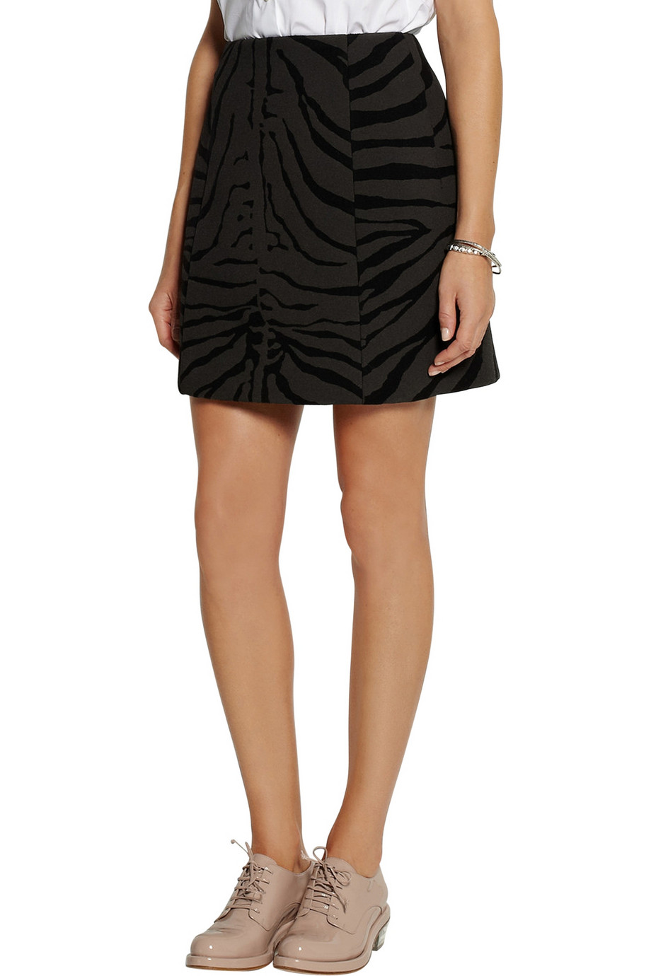 Blend mini skirt – 50% at the outnet.com