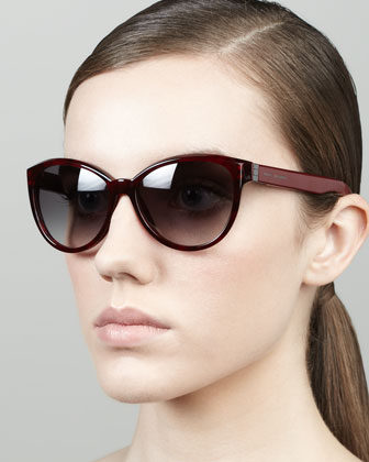 Cat Eye Sunglasses Ray Ban