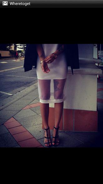 skirt mesh transparent chiffon high waist skirts dress
