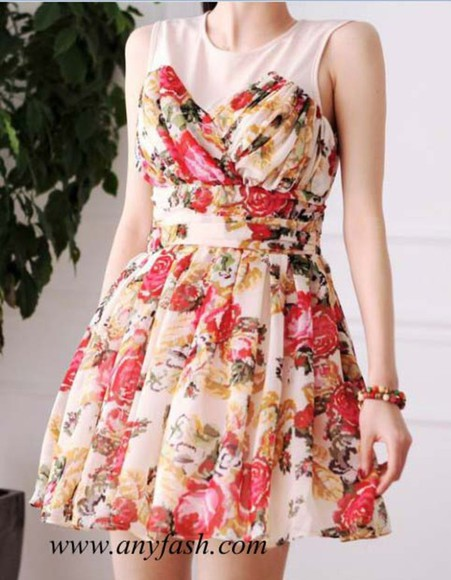 tank top floral dress jewels dress mesh clothing