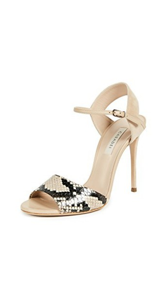 CASADEI strappy pumps starfish shoes