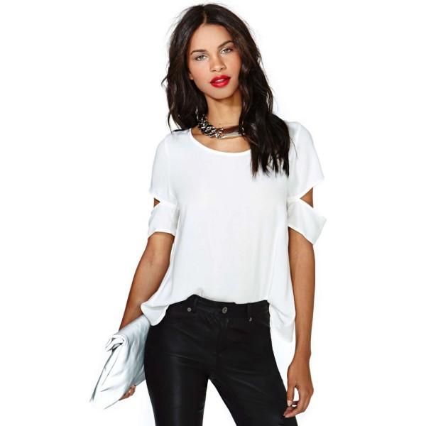 shirt kcloth casual top white top