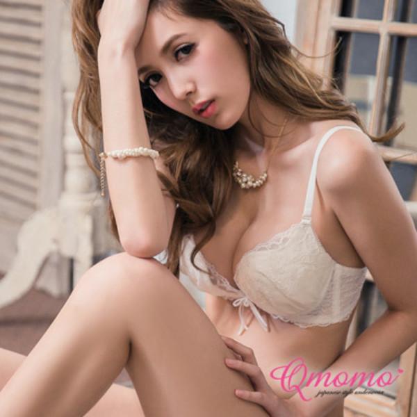 Underwear: qmomo, lace, white, wholesales, lingerie, sexy ...