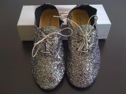 Chaussures Anniel Paillettes Anniel Paillettes Glitter