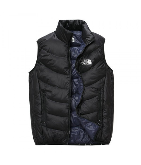 The North Face Vest Mens Black Outlet Bj130098