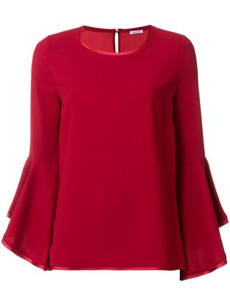 top women red
