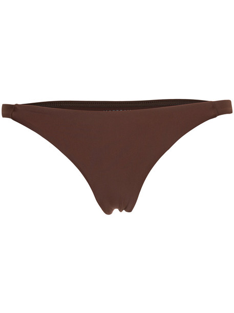 MATTEAU bikini women brown swimwear