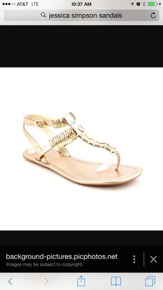 shoes jessica simpson flat sandals