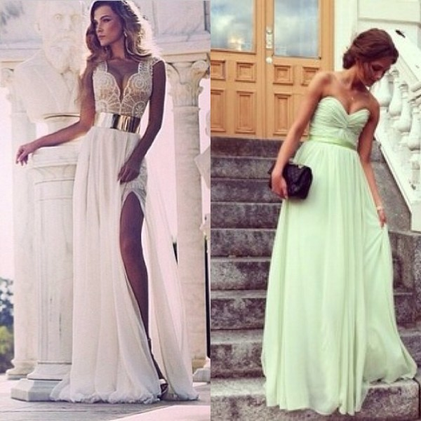dress prom prom dress long prom dress mint mint dress