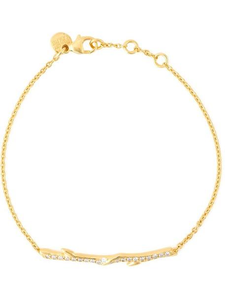 SHAUN LEANE cherry women gold silver grey metallic jewels