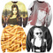 Coco rocha and chewbacca photoshopped together on a sweater, plus more sweaters we wish existed | mtv style