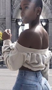 sweater,bernice burgos