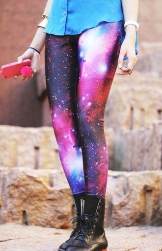 pants galaxy pants