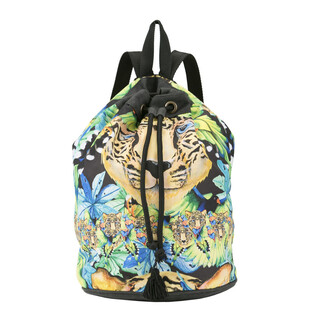 bag agua bendita backpack designer bag printed over piece bikiniluxe