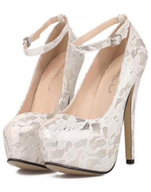 shoes high heels white shoes white high heels