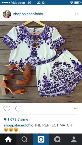jumpsuit blue dress blue shirt white t-shirt white and black tshirt white shirt blue skirt white top white dress