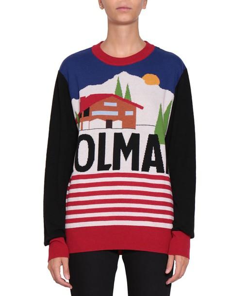 Colmar sweater wool sweater wool multicolor