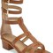 Marc fisher ltd 'fawn' gladiator block heel sandal (women) | nordstrom