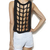 Statement Laser Cut Crop Tank | Shop Tops at Wet Seal
