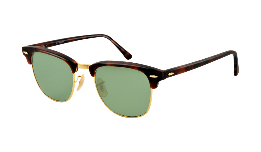 official ray ban  ray ban rb3016 clubmaster ? sunglasses