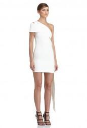 dress,12 day giveaway,aqaq,white dress,classy,white,cut-out,cut-out dress,mini dress,short dress,giveaways,winter2016