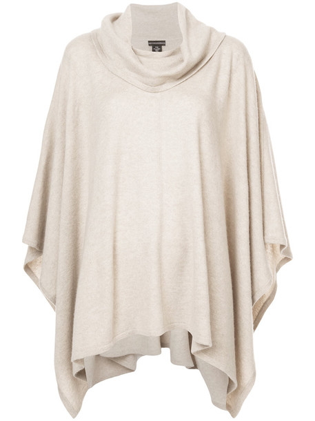 Sofia Cashmere jumper turtleneck women nude knit sweater