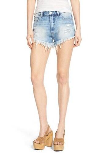 shorts denim clothes denim shorts blue jean shorts