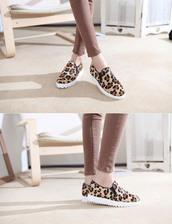 shoes,leopard print,platform shoes,sneakers,flats,loafers,fashion