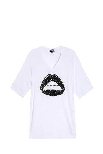 t-shirt shirt daisy white top
