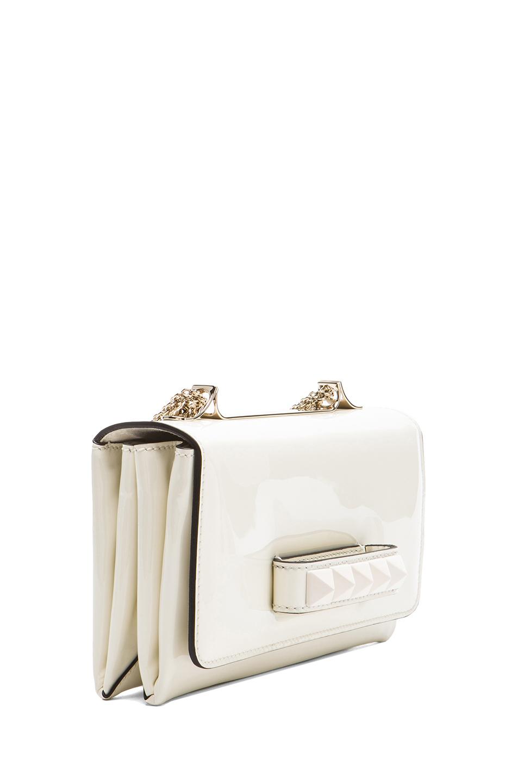 Valentino | Punkouture Va Va Voom Bag in Ivory