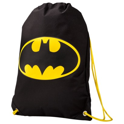 Men's Batman Sack Bag - Black : Target