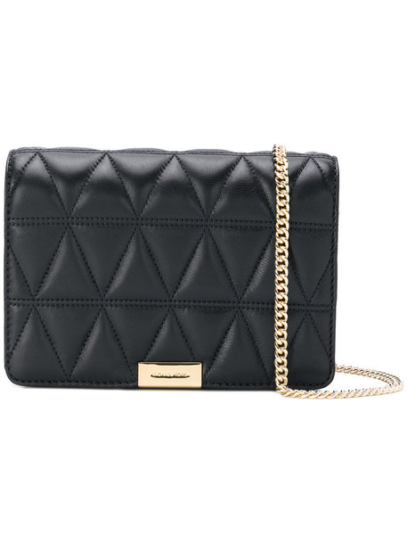 MICHAEL Michael Kors women quilted bag quilted bag black