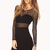 Daring Mesh Bodycon Dress | FOREVER21 - 2000129015