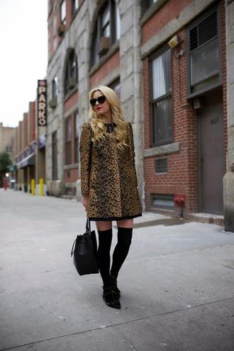 atlantic pacific blogger jacket skirt bag shoes sunglasses