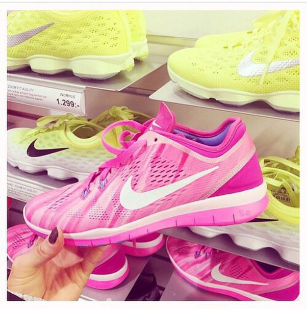 shoes nike nike free run nike 5.0 cute running fitness style excercise