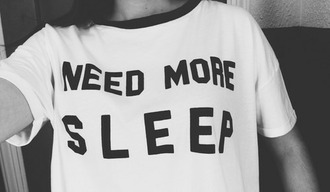 t-shirt need more sleep i'm not a morning person top fashion