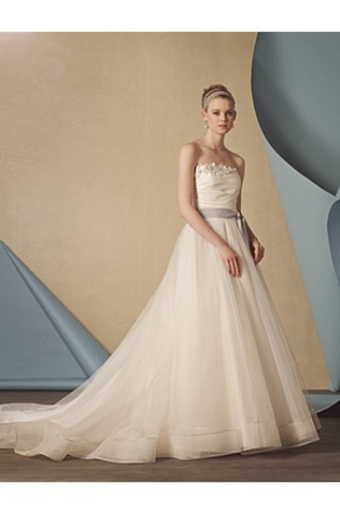 strapless wedding dress 2014 wedding gowns bridal gowns
