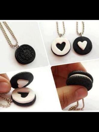 jewels heart oreo