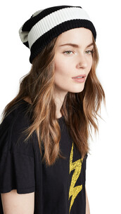 hat,white,black