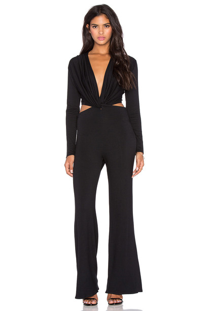 Riller & Fount jumpsuit black