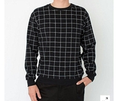 sweater,black,white,sweatshirt,zara,american apparel,pullover,hipster,grunge,menswear,mens sweater,pants
