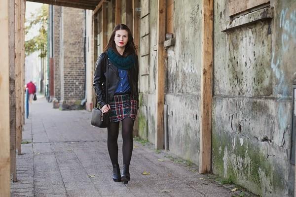 kapuczina skirt shirt jacket bag shoes