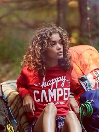 jasmine sanders camping outdoorsy outdoors