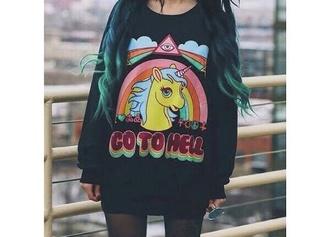 illuminati unicorn my little pony