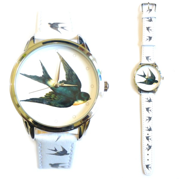 jewels ziz watch swallow white watch watch ziziztime
