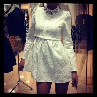 dress white dress white skirt white top short dress skirt top