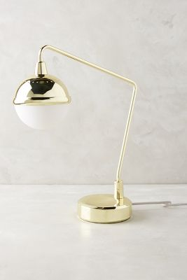 Anchored Orb Task Lamp