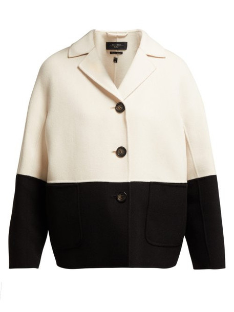 Weekend Max Mara - Ardenne Jacket - Womens - Black White